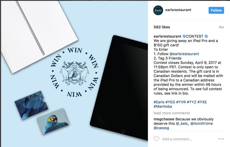 social media marketing for instagram