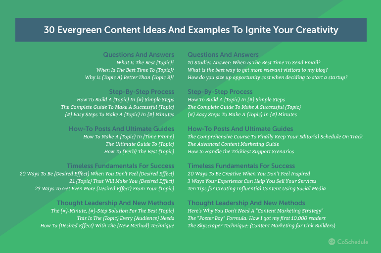 evergreen-content-ideas