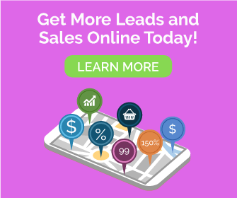 sales and leads banner
